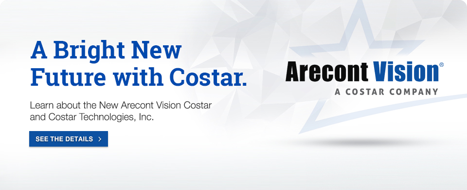 Arecont Vision Costar Announcement